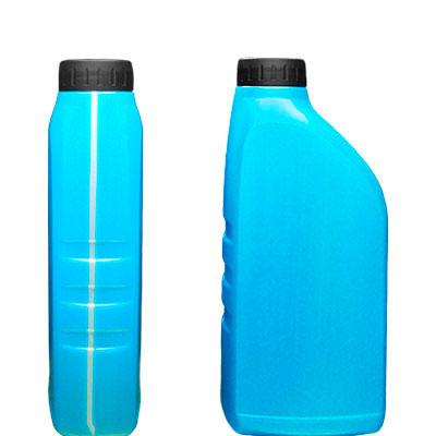 envases de plastico -> Envase 700 ml. aceitero con mirilla de nivel