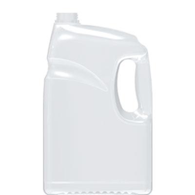 garrafa transparente 3.8 litros asa lateral