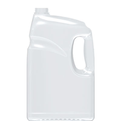 Envases de plastico -> Garrafa Tranpsarente 3.8 Litros Asa Lateral