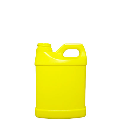 envases de plastico -> Garrafa Multiusos tipo Anticongelante 1 litro color Amarillo